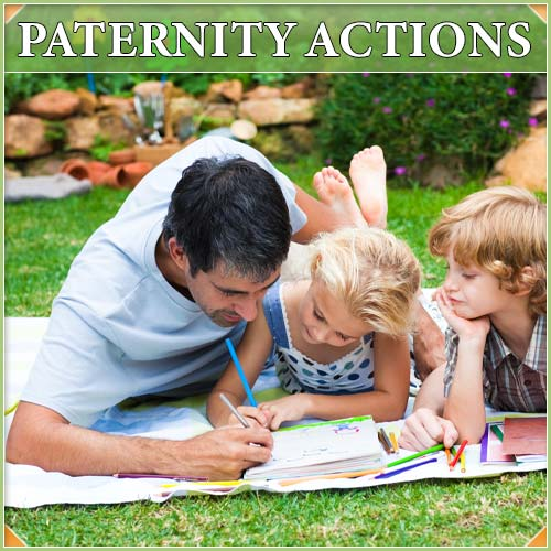 Paternity Actions